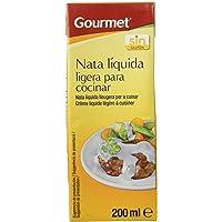 Gourmet - Nata Líquida Ligera Para Cocinar - 200 ml