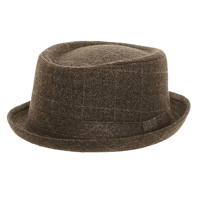 Hawkins - Sombrero Pork Pie - para hombre 9ygivfZqk