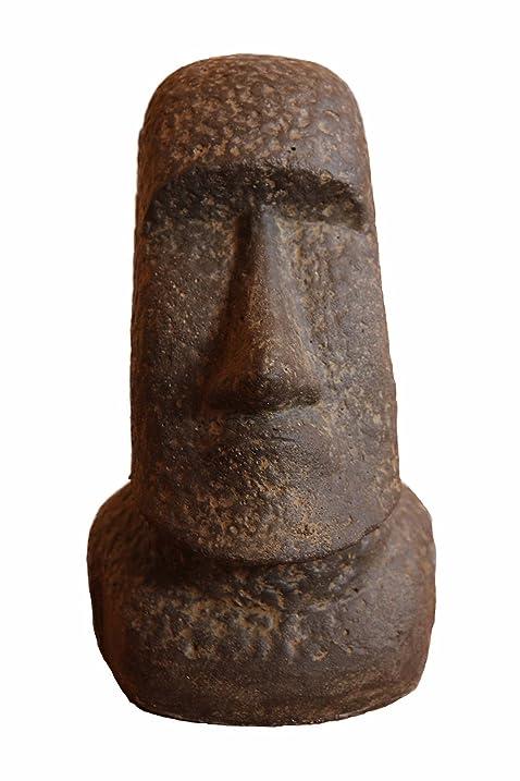 Moai Rapa Nui Easter Island Replica/Replication Statue Garden Décor   Medium