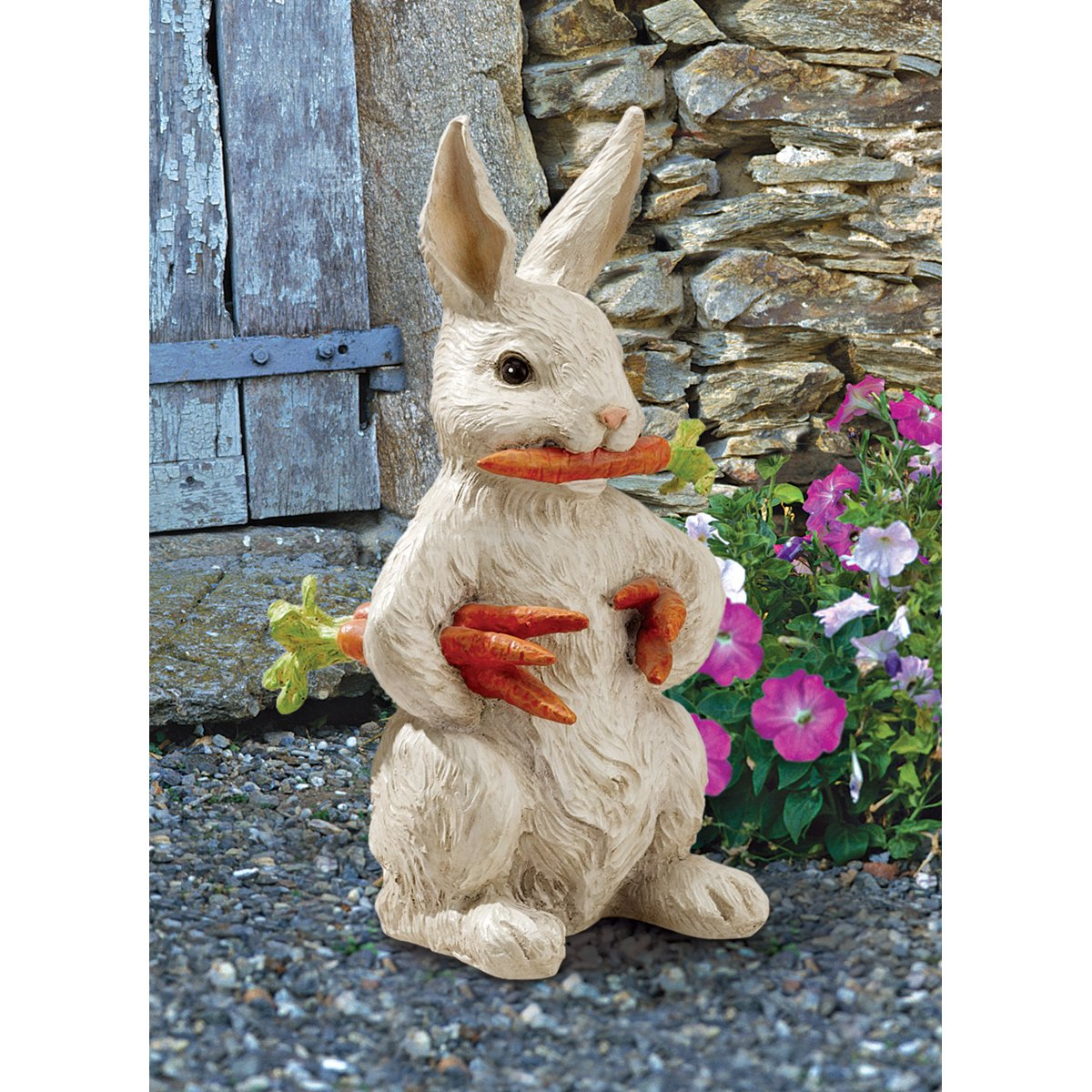 Great Amazon.com : Design Toscano Carotene Rabbit Statue : Outdoor Statues :  Garden U0026 Outdoor