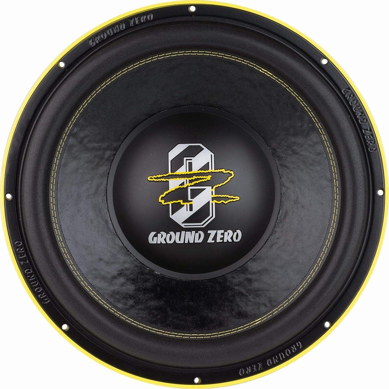 Ground Zero Gznw 15xspl Elektronik