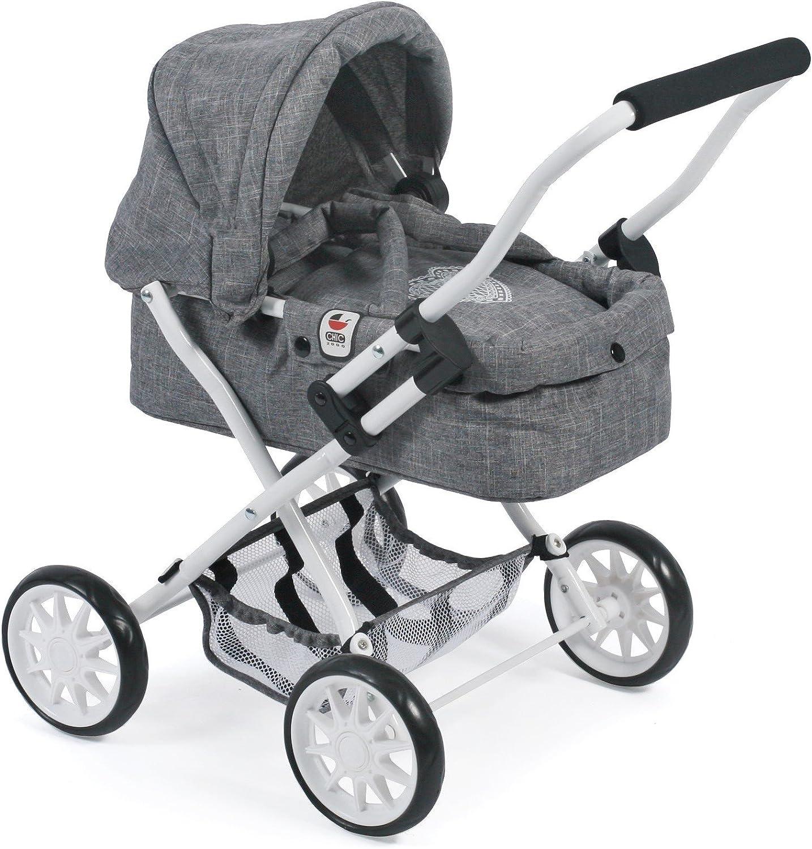 Shoulder Bag Joie Dolls Junior Classic Doll Pram Toy Stroller Baby Pushchair