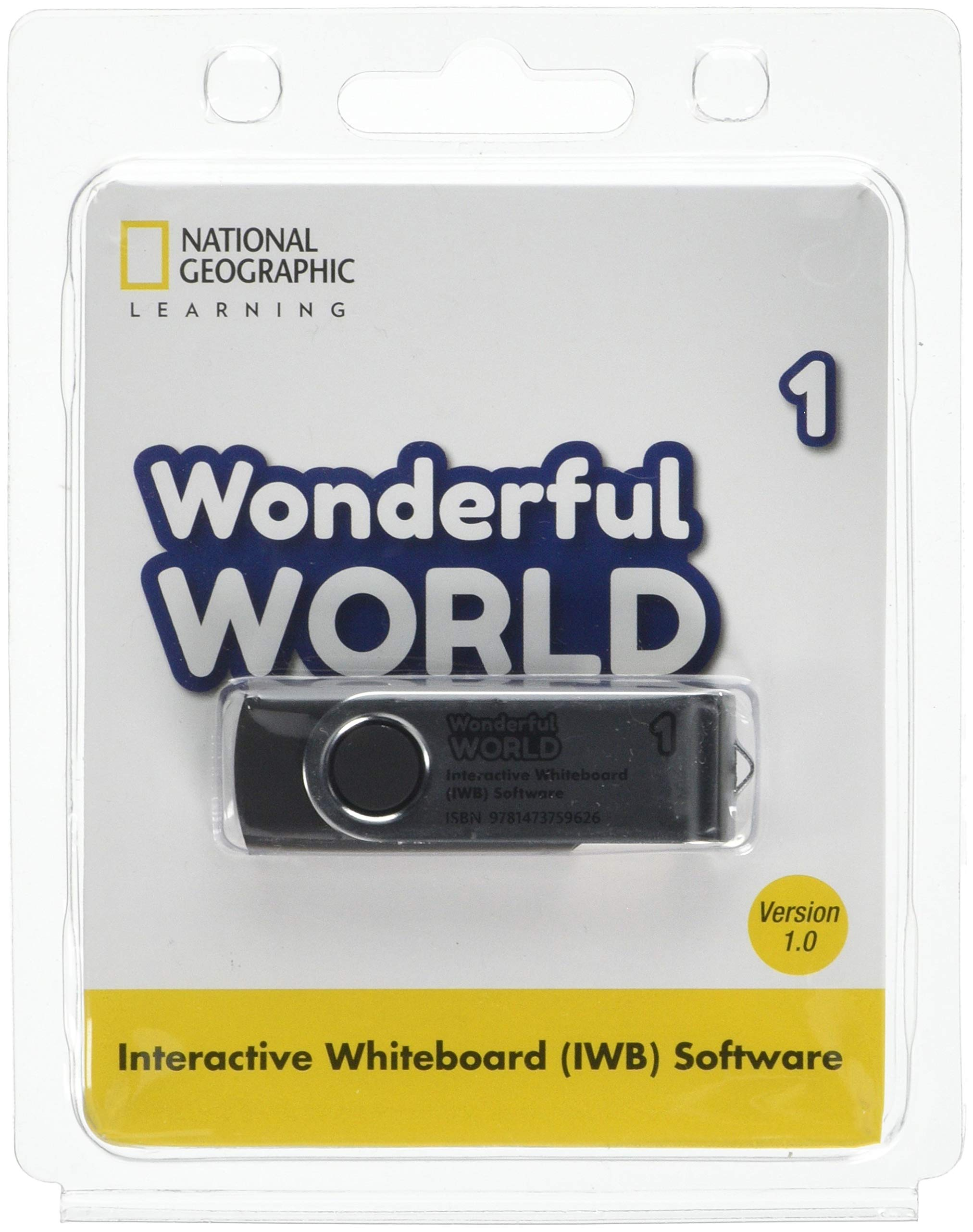 Wonderful World 1: Interactive Whiteboard Software