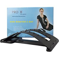 Pro11 Wellbeing 3rd Generation design Posture Plus corrector and back pain relief stretcher with DVD