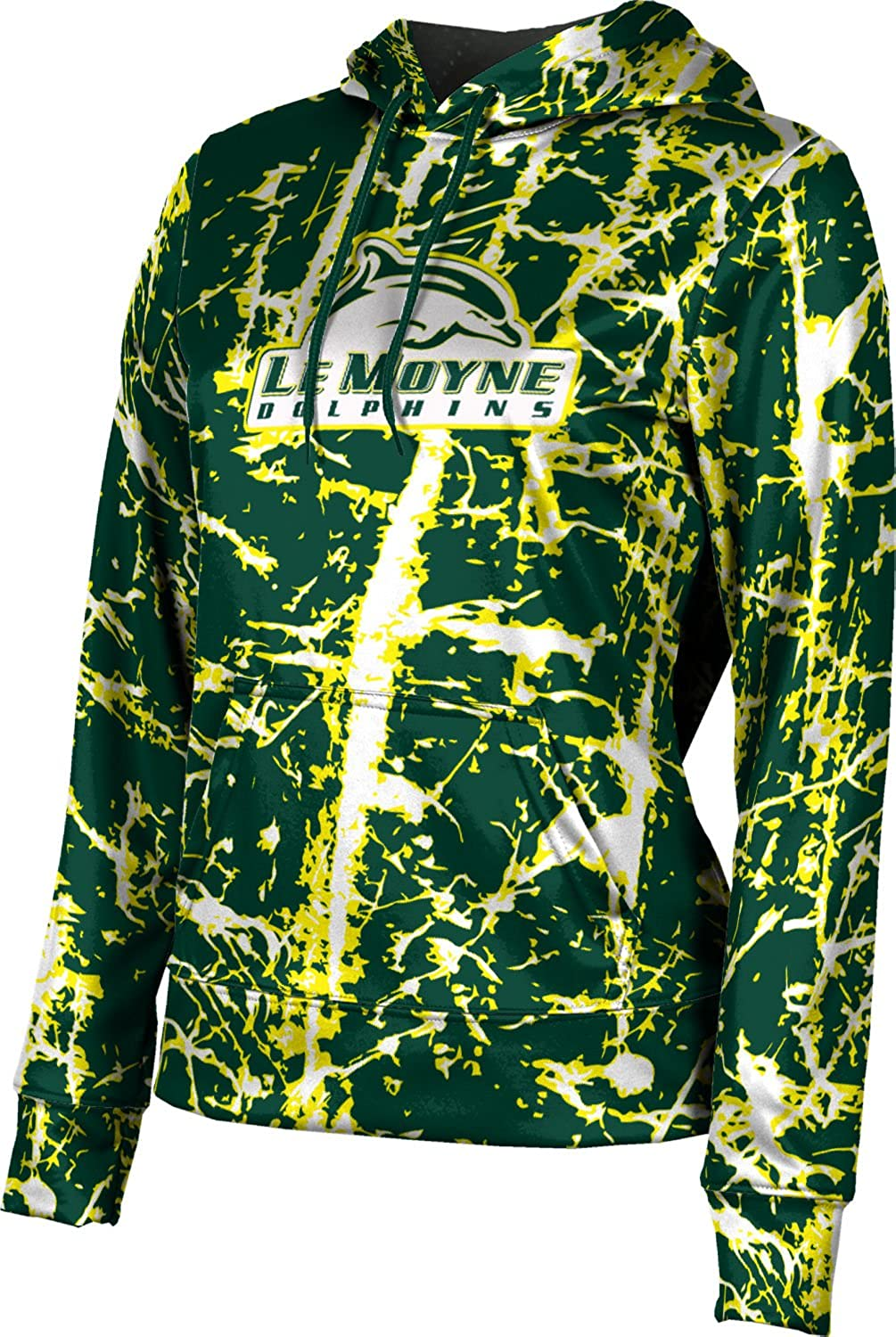 ProSphere Women's Le Moyne College Distressed Pullover Hoodie