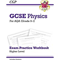 Grade 9-1 GCSE Physics: AQA Exam Practice Workbook (with answers)