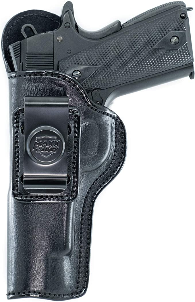 Right Hand IWB Conceament Holster for 1911 Compact Models w// 3.5 inch Barrel
