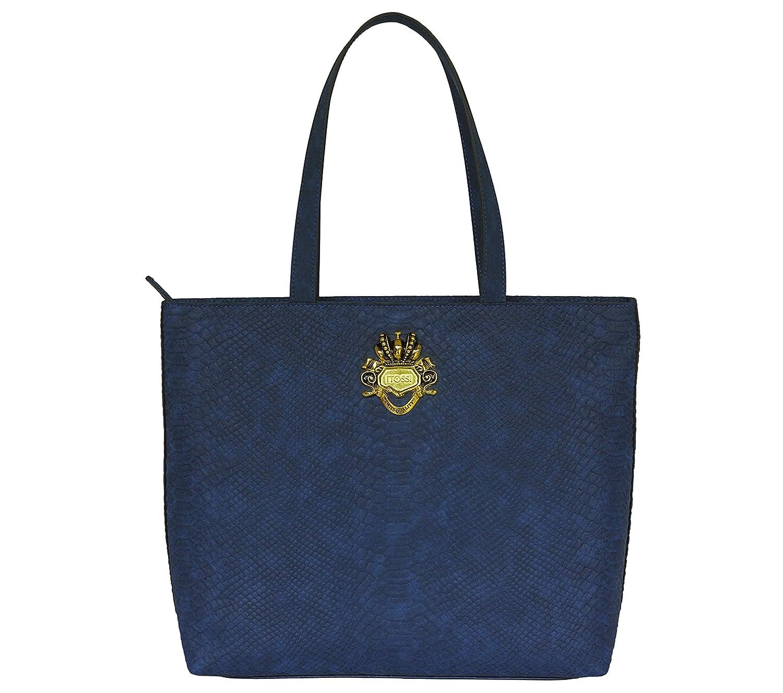 918c82690aed4 SILVIO TOSSI Damen Leder Handtasche Handtasche Handtasche Schultertasche  Weinrot Modell 11407-05 B07K19MQCG Messenger-Bags 4aaafd
