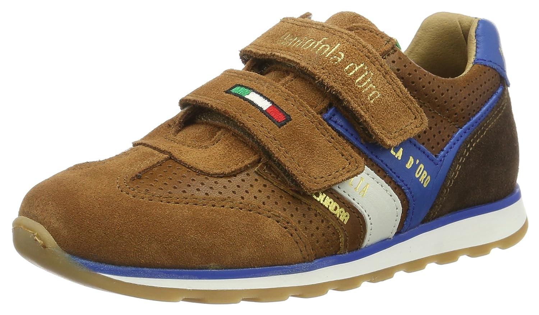 Pantofola D'oro Vasto Ragazzi Low, Zapatillas para Niños, Marrón (Tortoise Shell), 32 EU