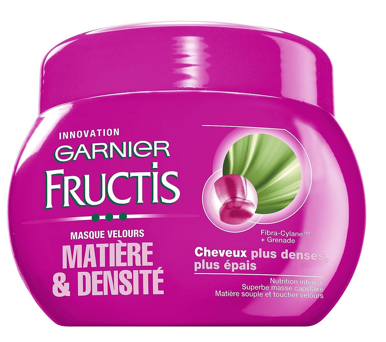Garnier - Fructis materia & Densidad - Máscara Cabello en Manque de densidad Volume - - Juego de 2: Amazon.es: Salud y cuidado personal