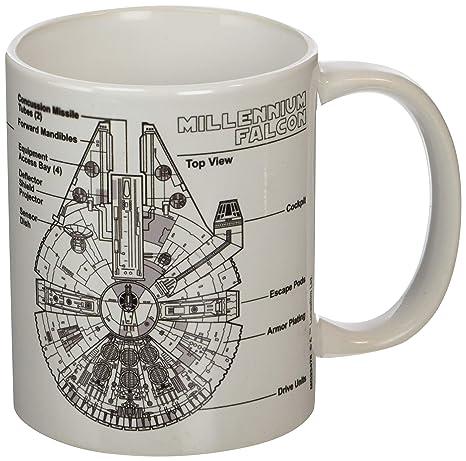 Star Wars Taza EP VII POER of Coffe: Various: Amazon.es: Hogar