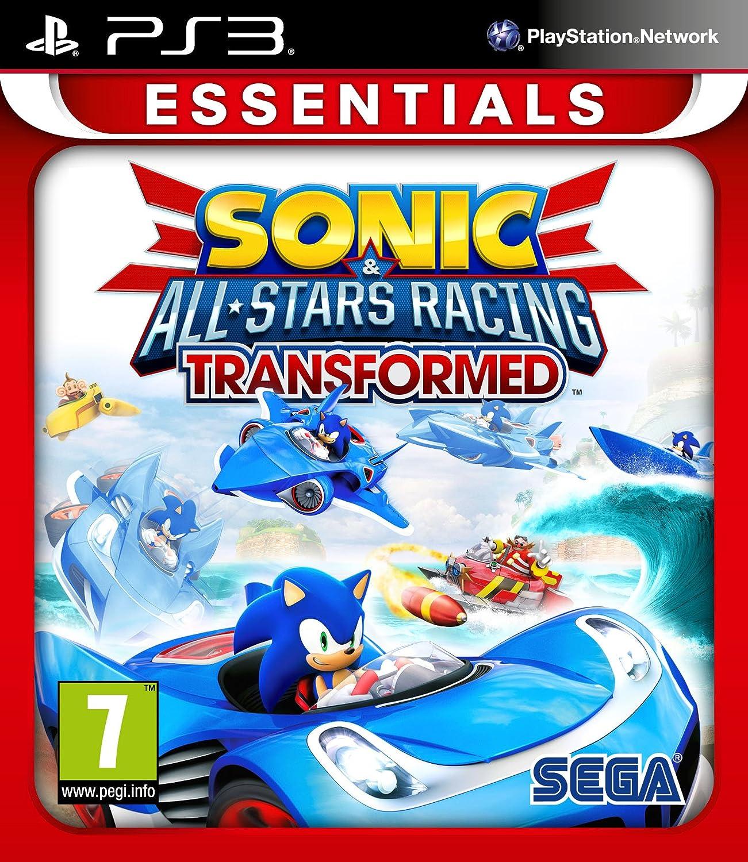 ps3 sonic sega all stars racing