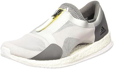 adidas Damen Pureboost X Tr Zip Fitnessschuhe, Grau (Grau ...