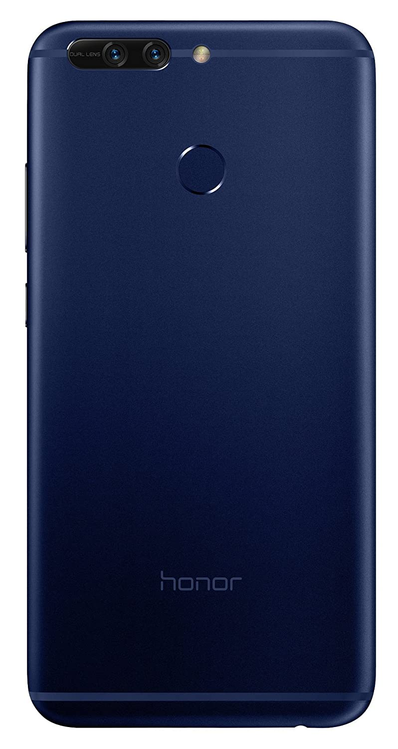 Honor 8 pro navy blue 6gb ram 128gb memory amazon electronics fandeluxe Gallery