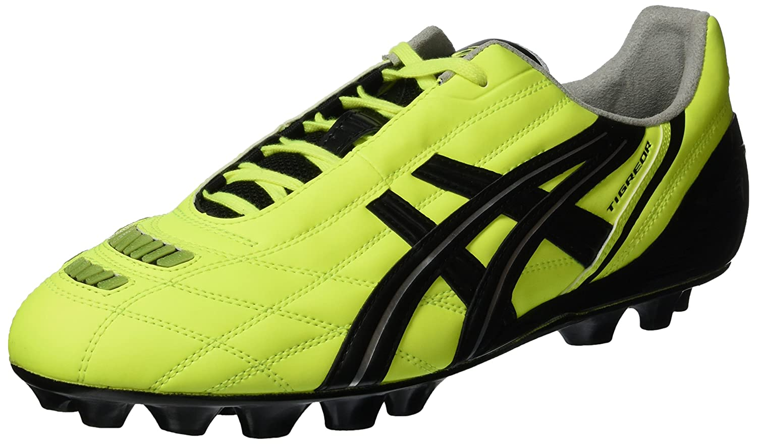 ASICS Tigreor It (Flash Yellow schwarz Silver) Cod. PY408 9454