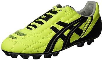 Asics Tigreor It Py408 9454-Schuhe Sport Neongelb Schwarz und Silber