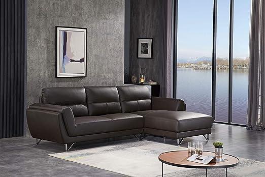 Funrelax - Juego de sofás seccionales en Forma de L, cómodos ...
