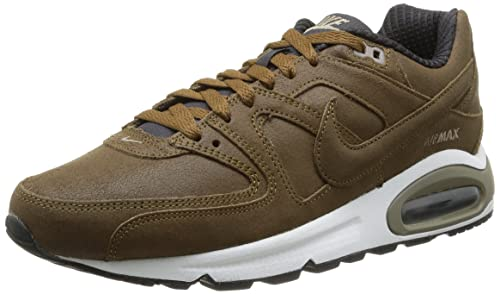 Nike Air Max Command Prm - Zapatillas para hombre, color marrón, talla 40: Amazon.es: Zapatos y complementos