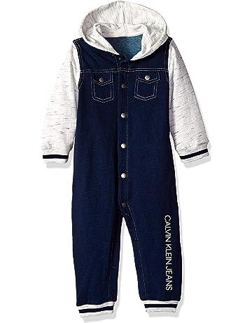 f9148c7fb4e2 Calvin Klein Baby Boys  Coverall