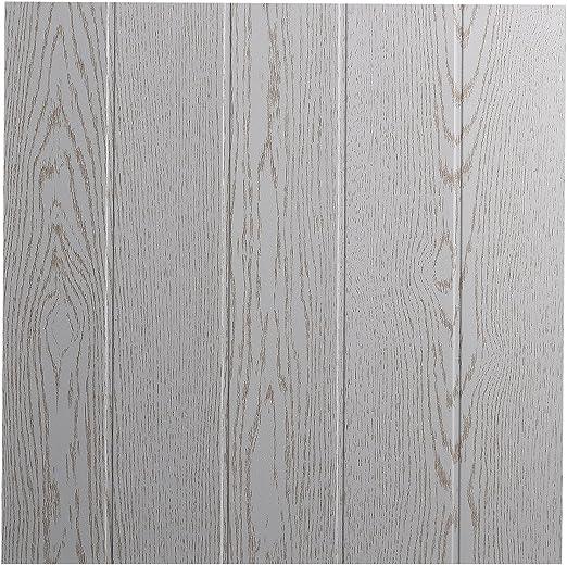 Decosa Deckenplatten Athen In Holz Optik 160 Platten 40 M2 Deckenpaneele In Esche Weiss Dekor Decken Paneele Aus Styropor 50 X 50 Cm Amazon De Baumarkt
