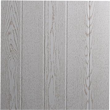 Decosa Deckenplatten Athen In Holz Optik 16 Platten 4 M2 Deckenpaneele In Esche Weiss Dekor Decken Paneele Aus Styropor 50 X 50 Cm Amazon De Baumarkt