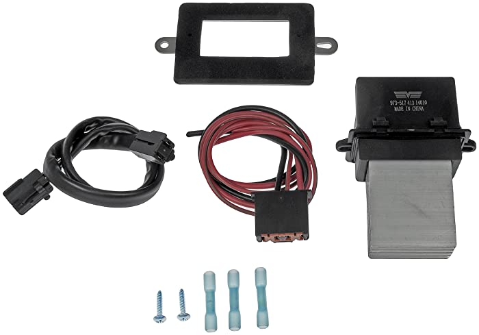 Dorman 973-517 HVAC Blower Motor Resistor Kit