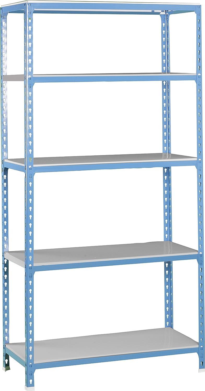 Amazon.com: Simonrack 5/400 Simonclick Kit Shelf, Blue/White: Home Improvement