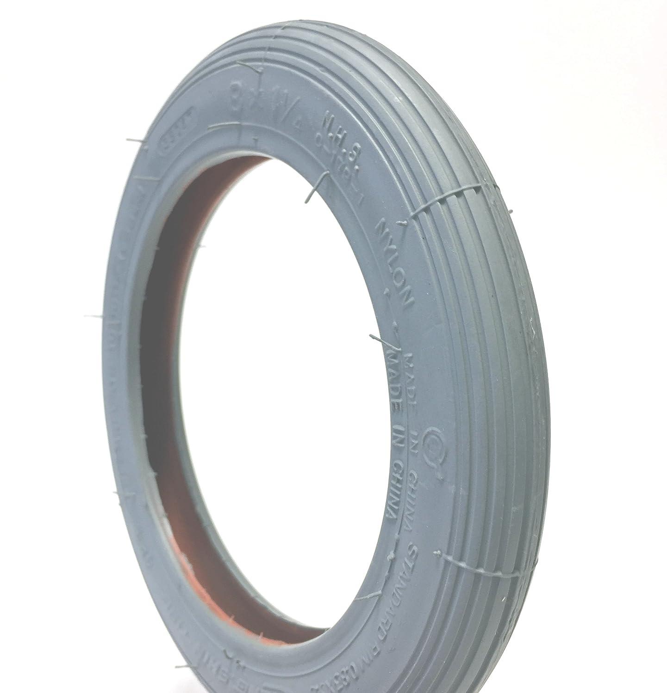 Pneumatic Tyre 200kg Load Capacity 400mm Pneumatic Trolley Wheels by Ross Castors Wheelbarrow Wheels