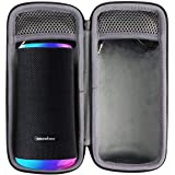 co2crea Hard Travel Case Replacement for Anker Soundcore Flare 2 Bluetooth Speaker
