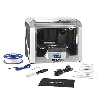Amazon.com: Dremel 3D40-01 Idea Builder 2.0 - Impresora 3D ...