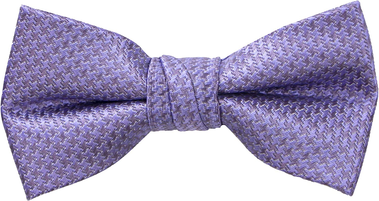 Spring Notion Boys Textured Woven Bow Tie