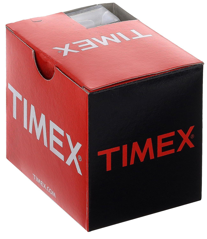 TIMEX Timex - Reloj digital de cuarzo para hombre con correa de resina, color negro: Timex: Amazon.es: Relojes