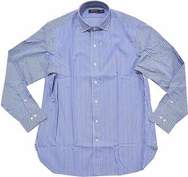 Polo Ralph Lauren Dress Shirt Mens Woven Buttonup (17, 32/33 ...