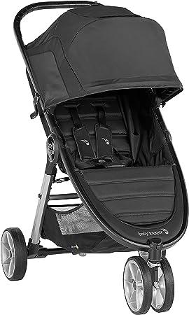 Oferta amazon: Silla de paseo City Mini® 2 de 3 ruedas Jet de Baby Jogger, desde nacimiento a 22kg. Color negro
