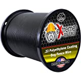 Extreme Dog Fence High Performance Boundary Wire - Reliably Compatible with All Brands and All Models of Professionally Installed and D.I.Y. Pet Containment Systems