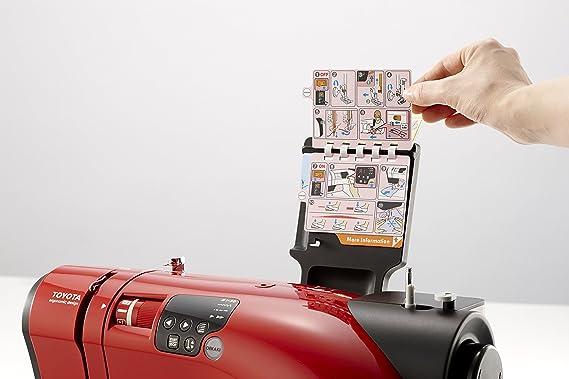 Toyota Oekaki Renaissance Máquina de Coser: Amazon.es: Hogar