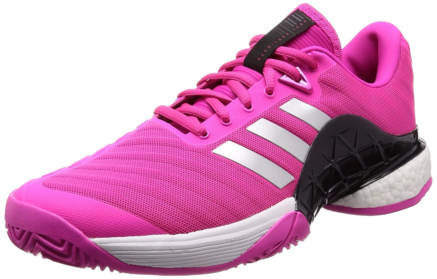Amazon.com | adidas Barricade 2018 Boost Menâ€s Tennis Shoes ...