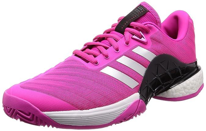 Amazon.com | adidas Barricade 2018 Boost Menâ€s Tennis Shoes ...