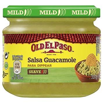Old El Paso - Salsa de Guacamole Mexicano Frasco - 320 gr: Amazon.es: Amazon Pantry