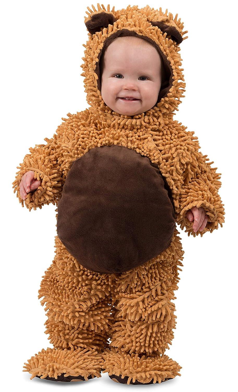 Princess Paradise Baby Chenille Teddy Bear