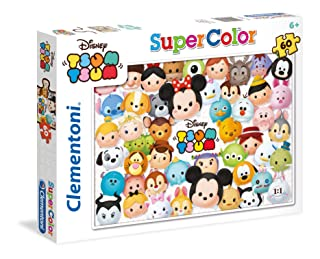 Clementoni 'Tsum - Soooo Cute!' Puzzle (60 Piece)