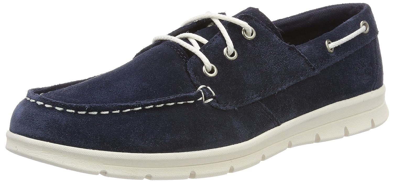 [ティンバーランド] Graydon Leather Boat Shoe  A1PF6 B0779QSKB4