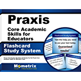 Amazon barrons praxiscoreplt 7th edition barrons praxis praxis core academic skills for educators exam flashcard study system praxis test practice questions fandeluxe Image collections