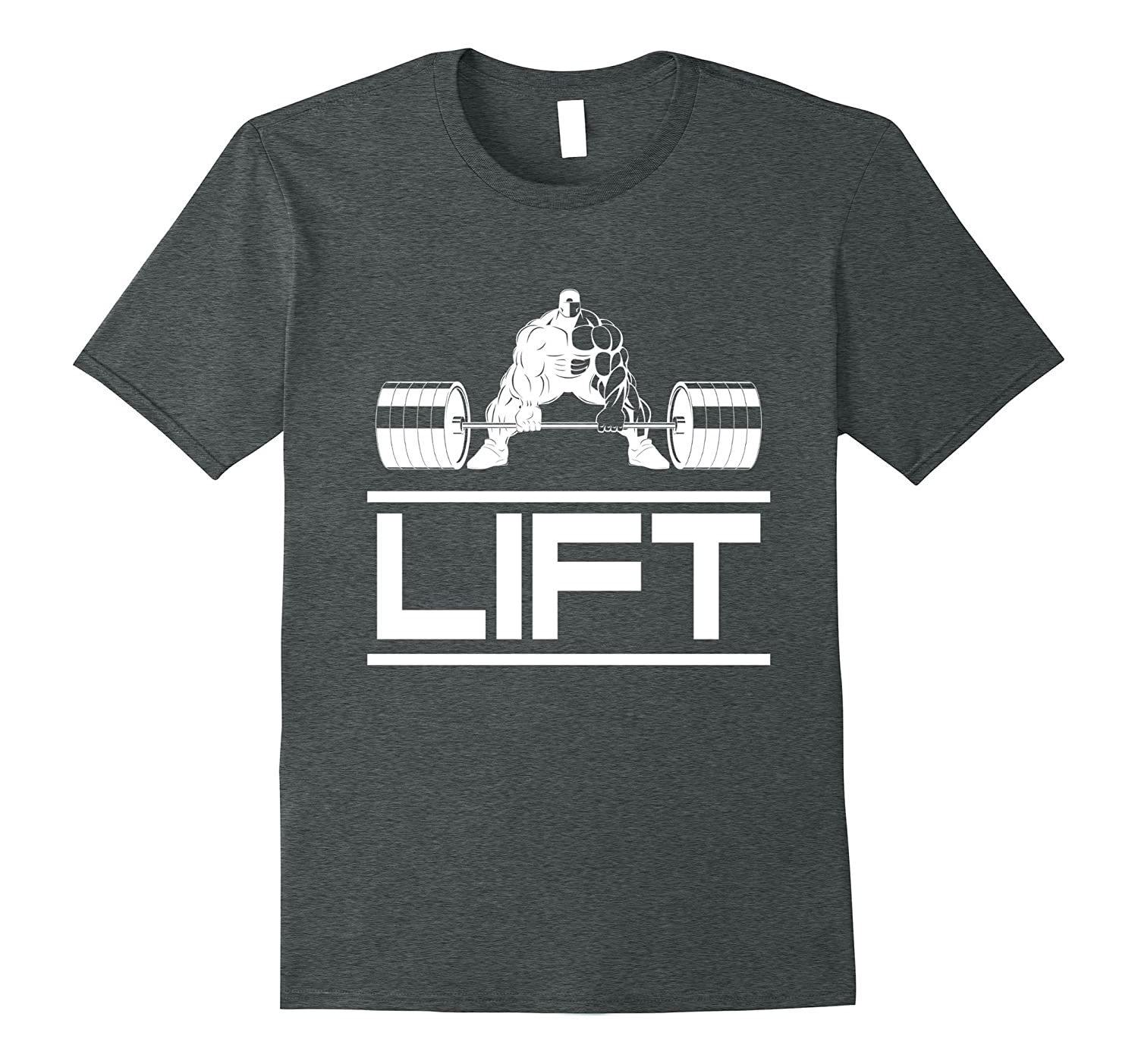 """Awesome """"LIFT"""" T-shirt for Gym Rats, Bodybuilders, Athletes"""
