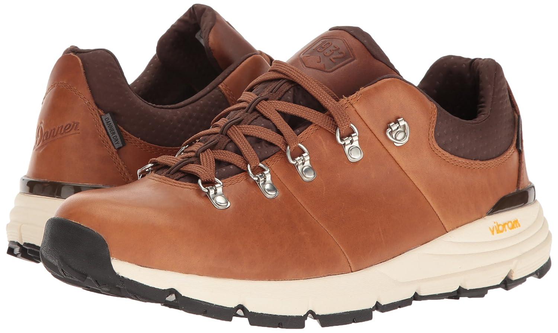 Danner Mens Mountain 600 Low 3 Saddle Tan Hiking Shoe Mountain 600 Low 3 Saddle Tan-M