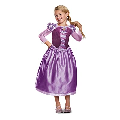 Disney Rapunzel Tangled the Series Girls' Costume, Purple: Toys & Games