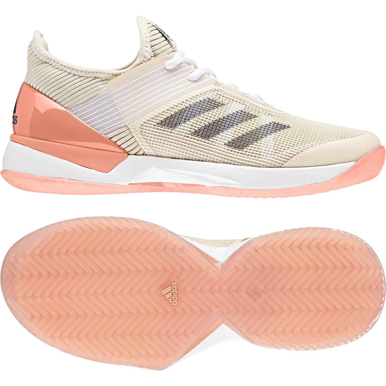adidas Chaussures femme Adizero Ubersonic 3.0 Clay: Amazon ...