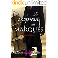 La Sorpresa del Marqués (Caballeros nº 2)
