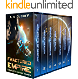Fractured Empire - Complete Cadicle Series Boxset: An Epic Science-Fantasy Space Opera