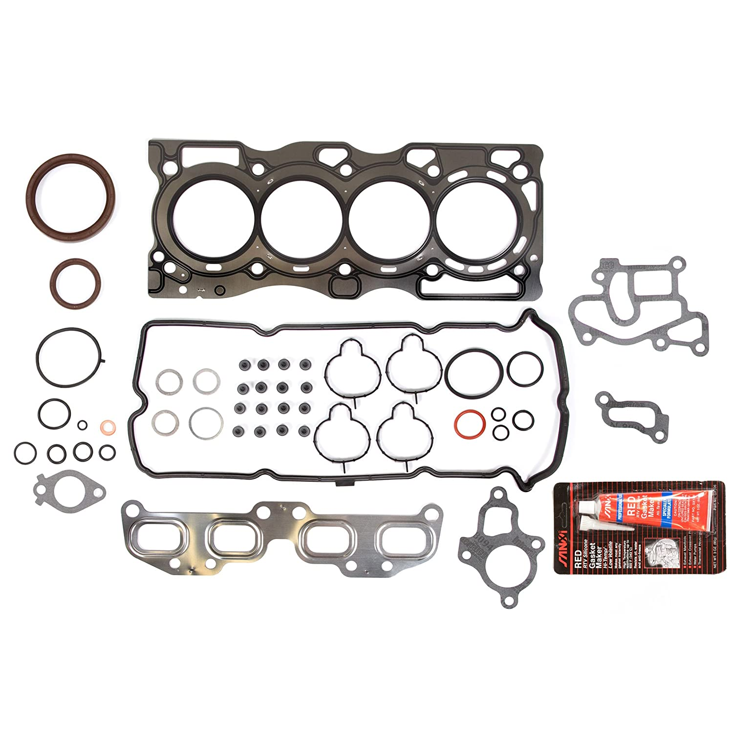 Evergreen FS33041 Full Gasket Set